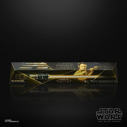 Picture of Star Wars Episode IX Black Series réplica 1/1 Force FX Elite Sable de Luz Rey Skywalker