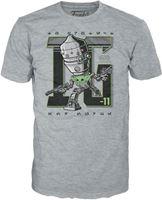 Picture of Star Wars The Mandalorian POP! & Camiseta Set The Child in Satchel IG-11 - Camiseta Talla S