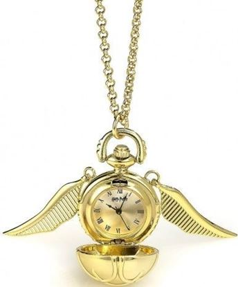 Picture of Colgante Reloj Snitch Dorada - Harry Potter