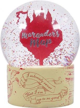 Picture of Bola de Nieve Mapa del Merodeador - Harry Potter