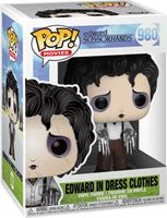 Picture of Eduardo Manostijeras POP! Movies Vinyl Figura Edward in Dress Clothes 9 cm
