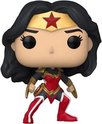 Picture of DC Comics Figura POP! Heroes Vinyl Wonder Woman 80th - Wonder Woman a Twist of Fate 9 cm. DISPONIBLE APROX: FEBRERO 2022