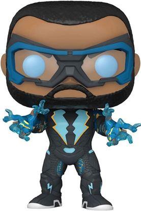 Picture of Black Lightning Figura POP! Heroes Vinyl Black Lightning 9 cm. DISPONIBLE APROX: FEBRERO 2022