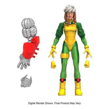 Picture of Marvel Legends Series Figuras 15 cm 2021 Classic X-Men Wave 1 MARVEL ROGUE