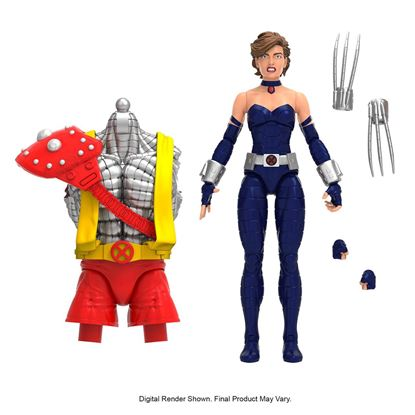 Picture of Marvel Legends Series Figuras 15 cm 2021 Classic X-Men Wave 1   MARVEL SHADOWCAT