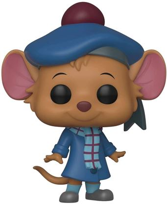 Picture of Basil, el ratón superdetective POP! Vinyl Figura Olivia 9 cm