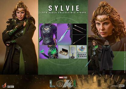 Picture of Loki Figura 1/6 Sylvie 28 cm