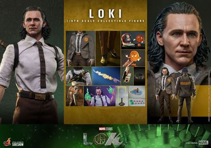 Picture of Loki Figura 1/6 Loki 31 cm RESERVA
