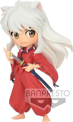 Picture of Figura Q Posket Inuyasha - Version A 14 cm