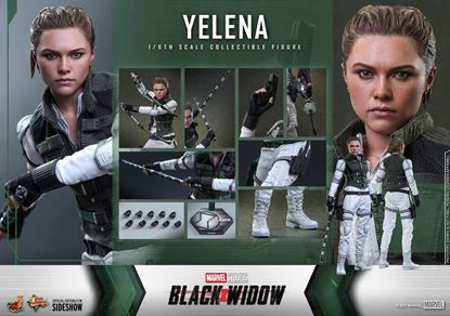 Picture of Black Widow Figura Movie Masterpiece 1/6 Yelena 28 cm