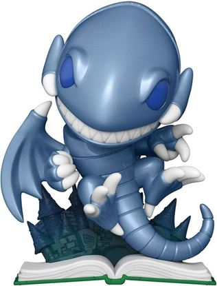 Picture of Yu-Gi-Oh! Pop! Animation Vinyl Figura Blue Eyes Toon Dragon 9 cm. DISPONIBLE APROX: ABRIL 2022