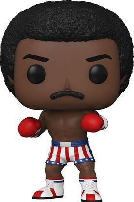 Picture of Rocky Figura POP! Movies Vinyl 45th Anniversary Apollo Creed 9 cm. DISPONIBLE APROX: ABRIL 2022