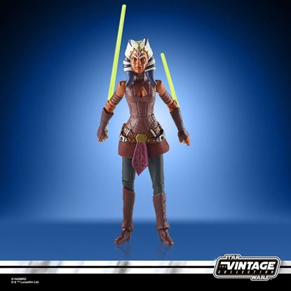 Picture of Star Wars The Clone Wars Vintage Collection Figura 2022 Ahsoka Tano 10 cm